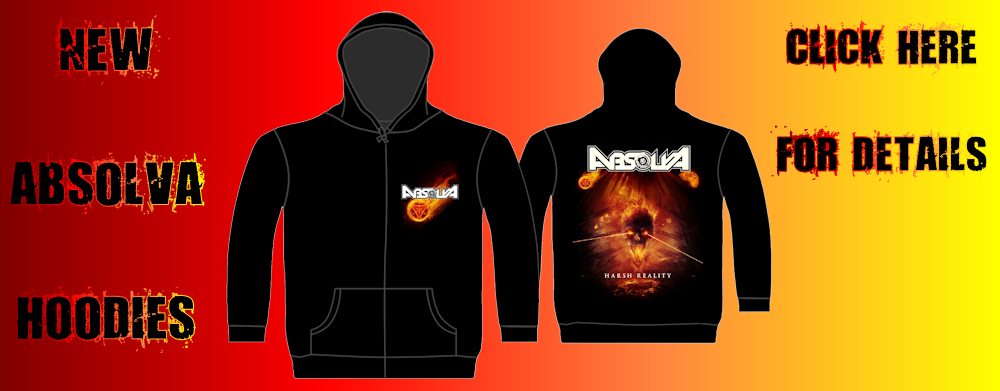 New Absolva hoodies