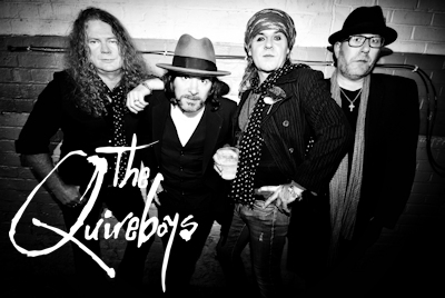 The Quireboys - Friday night headliners